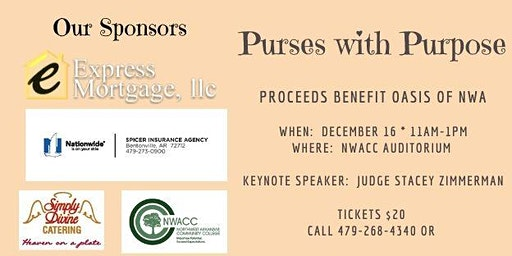 Purses with Purpose Luncheon and Silent Auction