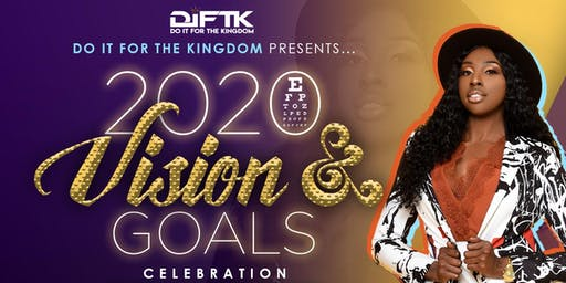 2020 Vision and Goals Celebration
