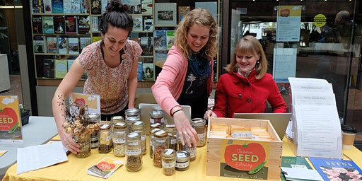 Victoria Seed Library Member Orientation