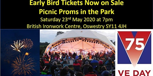 Picnic Proms in the Park 2020