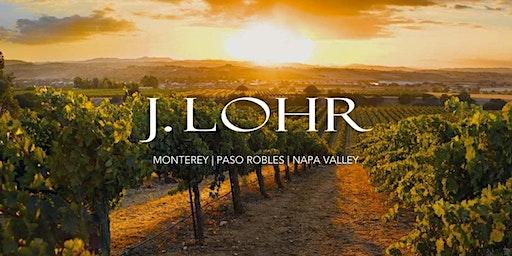 Wine Tasting with J. Lohr