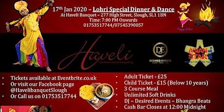 Lohri Special Dinner & Dance tickets