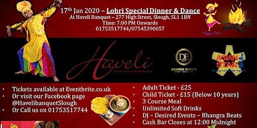 Lohri Special Dinner & Dance