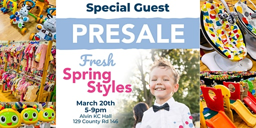 KCC Houston South - Special Guest Presale Spring 2020
