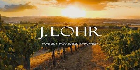 Wine Tasting with J. Lohr (Saturday) tickets