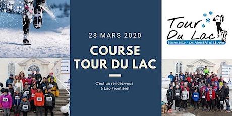 Course Tour du Lac 2020 billets