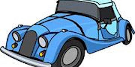 Fairmount Cemetery Car Show free mini tour tickets