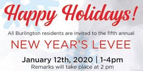 MP Karina Gould's New Year's Levee  tickets