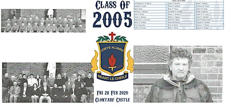 Class of 2005 - 15 Year Reunion tickets