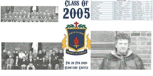 Class of 2005 - 15 Year Reunion