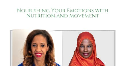 Nourishing Your Emotions with Nutrition and Movement tickets