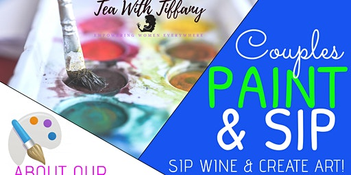 Paint & Sip Couple's Edition