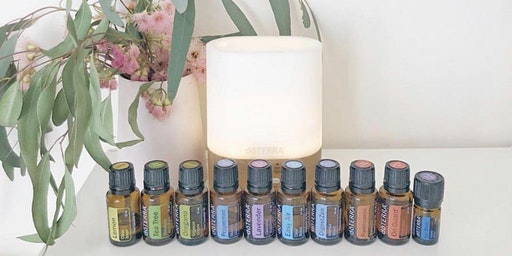 Healthy Home, Healthy body: Essential Oils 101 Workshop