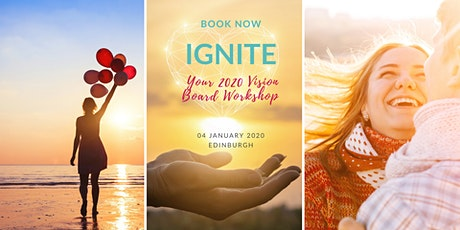 Ignite 2020 Vision Board Workshop  tickets