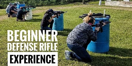 AR-15 Defense Rifle Experience I: February 2020 tickets