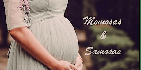 Momosas & Samosas tickets