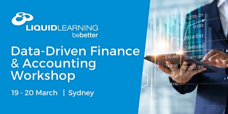 Data-Driven Finance & Accounting Workshop tickets