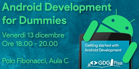 Android Development for Dummies biglietti