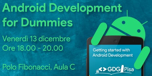 Android Development for Dummies
