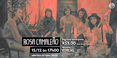 Rosa Camaleão