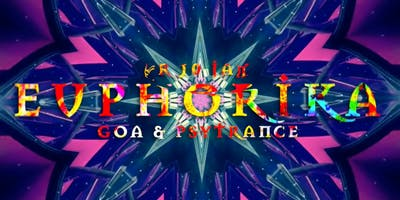 Euphorika ☬ Goa & Psytrance - Daksinamurti (Sangoma Records)