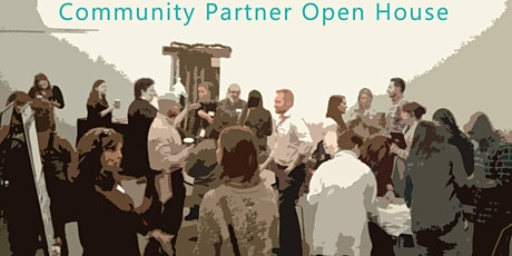 Community Partner Open House tickets