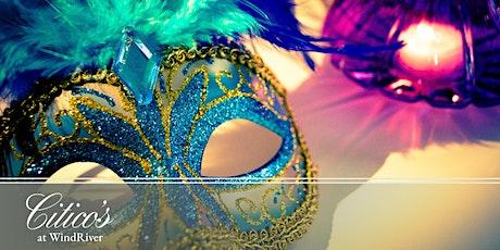 Mardi Gras at Citico's tickets