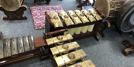 Family Gamelan Workshop tickets