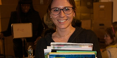 2020 Project Cicero 3/7 & 3/8 -- NYC K-12 public school teachers ONLY!!--collect free children's books for under-resourced schools