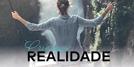 Palestra Gratuita Crie sua Realidade | Janeiro de 2020 | RJ ingressos