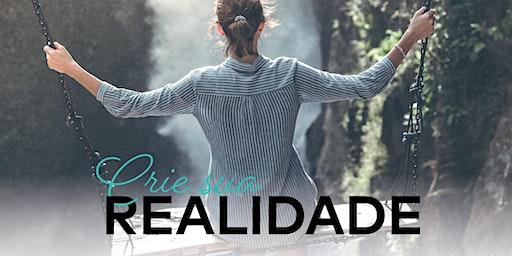 Palestra Gratuita Crie sua Realidade | Janeiro de 2020 | RJ