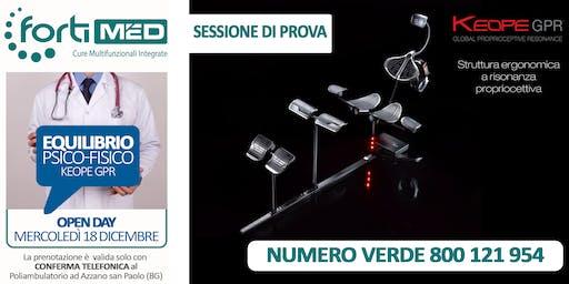 SESSIONE DI PROVA KEOPE GPR - BENESSERE PSICO FISICO -