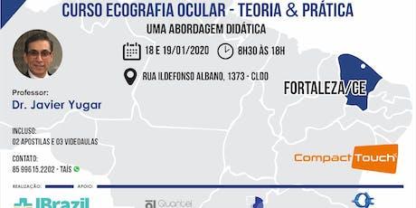 OFTALMOLOGIA - Ecografia do Olho e da Órbita - Uma abordagem didática tickets
