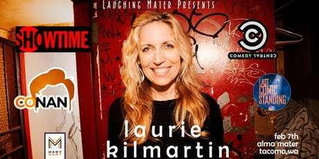 Laughing Mater with Laurie Kilmartin tickets