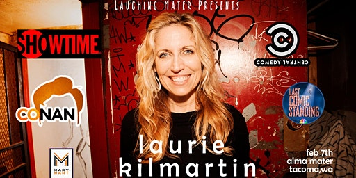 Laughing Mater with Laurie Kilmartin