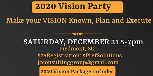 2020 Vision Party
