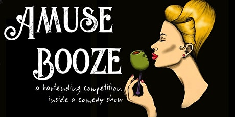 Amuse Booze Comedy Show tickets