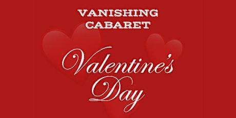 Vanishing Cabaret // Valentine's Special tickets