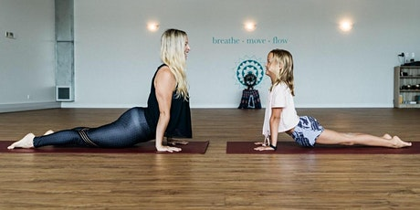 Yoga & breakfast: family edition tickets