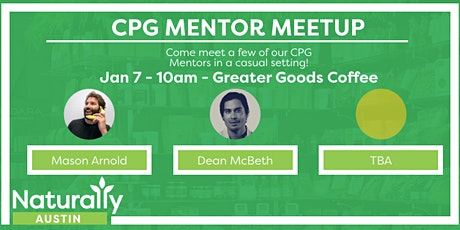 CPG Mentor Meetup tickets