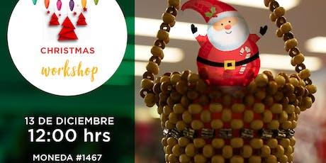 Christmas Workshop - Cuarta Sesión entradas