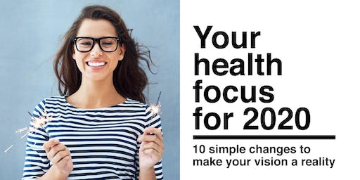 Your Health Focus for 2020