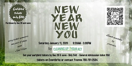 New Year New You 2020 tickets