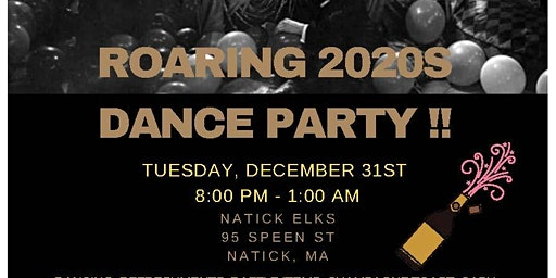 Roaring '20s New Years Eve Dance Party