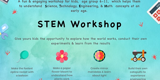 Engaging STEM Workshop for Kids