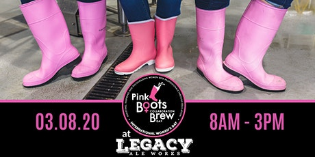 Pink Boots Collaboration Brew Day 2020 tickets