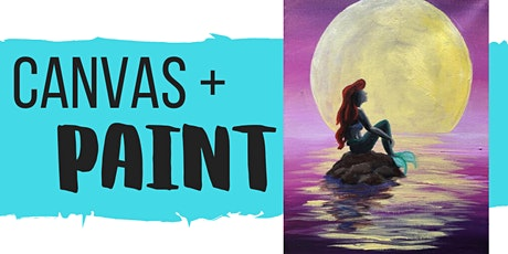 Canvas+Paint - April tickets