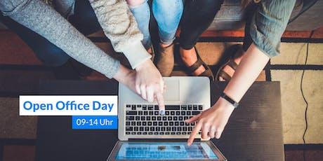 Open Office Tag zu sozialen Projekten und Start-up Praktika im Ausland   Nürnberg Tickets