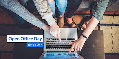 Open Office Tag zu sozialen Projekten und Start-up Praktika im Ausland | Nürnberg Tickets