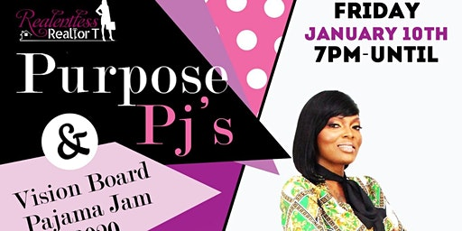 Purpose & PJ's Vision Board Pajama Jam (FL)